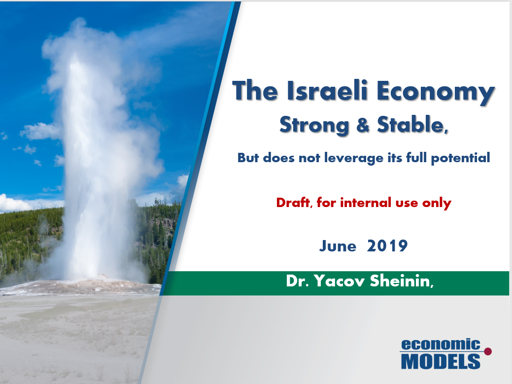 The Israel Economy